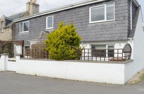 Big Cottages - Superb Nairn Cottage S49707
