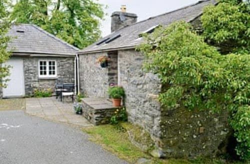 Last Minute Cottages - Inviting Betws Y Coed Cottage S22374
