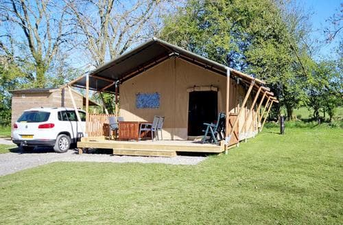 Last Minute Cottages - Safari Tent - UK1286