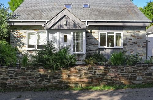 Last Minute Cottages - Adorable Port Isaac Cottage S44545