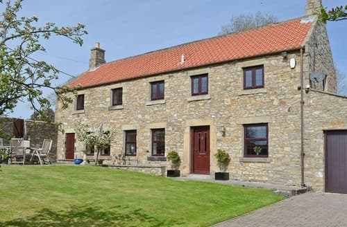 Big Cottages - Superb Richmond Cottage S15378