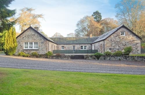 Big Cottages - Attractive Inverness Cottage S22734