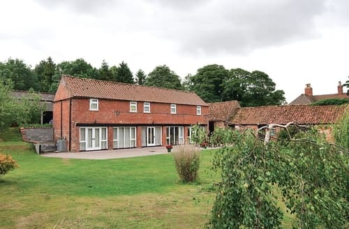 Last Minute Cottages - Attractive Market Rasen Cottage S15836