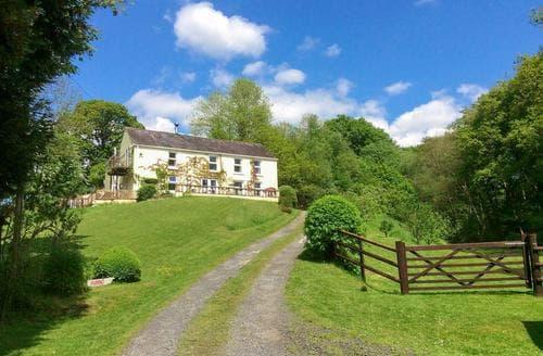 Big Cottages - Excellent Llandovery Cottage S94978