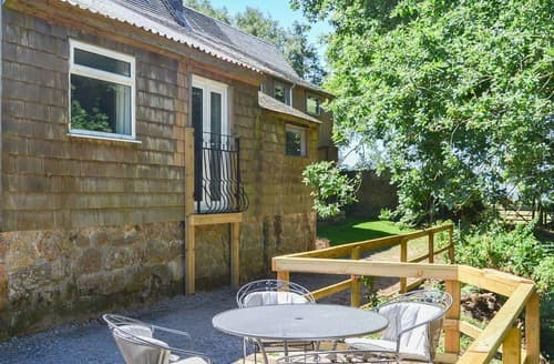 Last Minute Cottages - Luxury Okehampton Lodge S101156