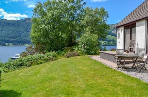Last Minute Cottages - Splendid Kyle Of Lochalsh Cottage S22762