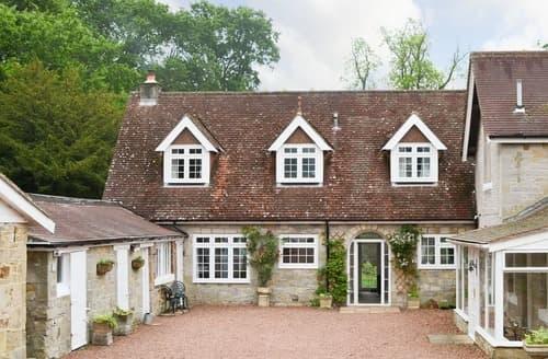 Last Minute Cottages - Luxury Rothbury Cottage S102904