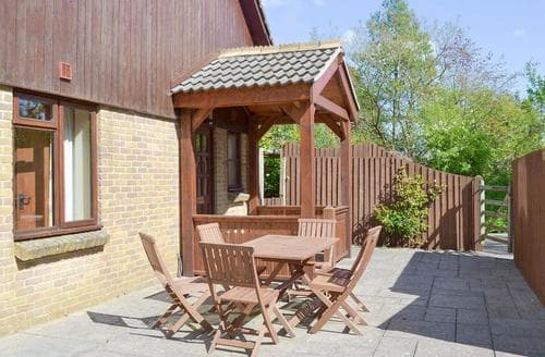 Last Minute Cottages - Vine Lodge - HYK