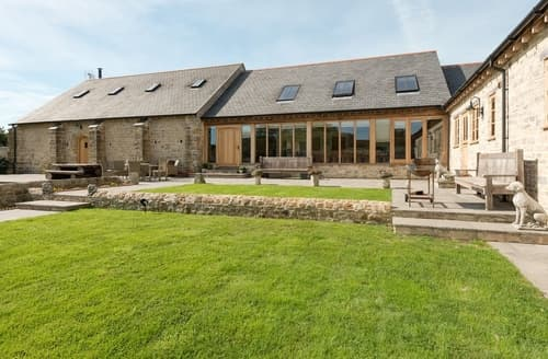 Last Minute Cottages - The Old Tithe Barn - DCCD