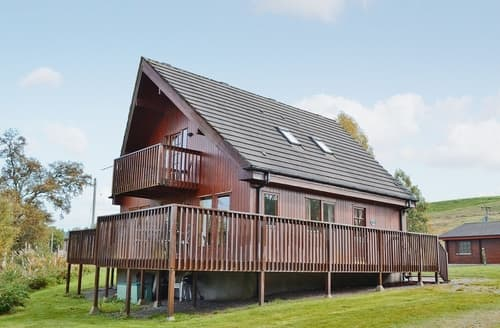 Big Cottages - Excellent Ballindalloch Lodge S22806