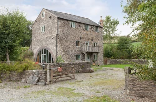 Big Cottages - Delightful Welshpool Cottage S114310