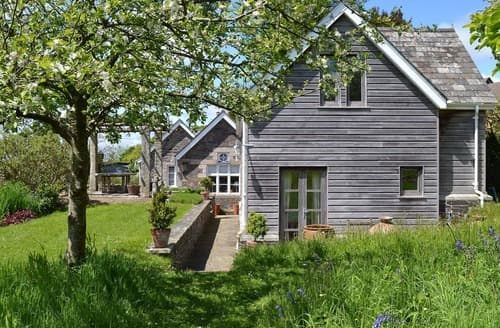 Last Minute Cottages - Exquisite Tavistock Cottage S101304