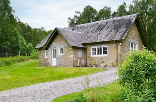 Last Minute Cottages - Adorable Fort Augustus Cottage S22701