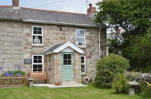 Last Minute Cottages - Tasteful St Just Cottage S60993