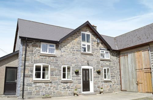 Big Cottages - Cosy Llandrindod Wells Cottage S21389