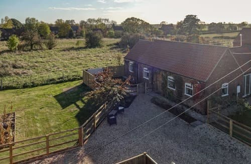 Dog Friendly Cottages - Field Barn