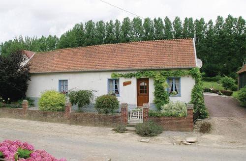 Last Minute Cottages - Caumont, nr Hesdin - W10428