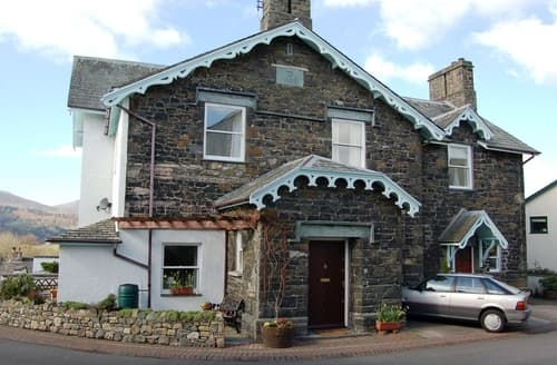 Big Cottages - Lovely Keswick Apartment S84764