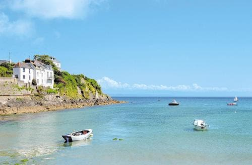 Last Minute Cottages - Delightful Mevagissey Cottage S90524