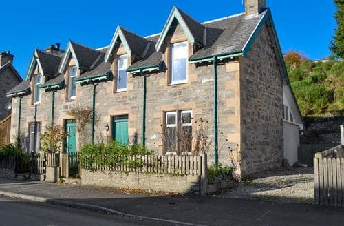 Last Minute Cottages - Langside