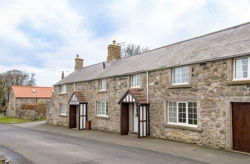 Last Minute Cottages - Splendid Craster Cottage S104520