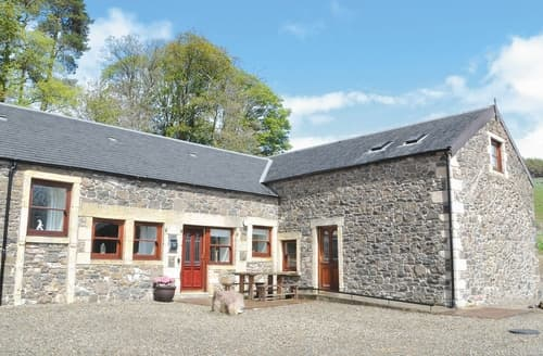 Big Cottages - Wonderful Biggar Cottage S23527