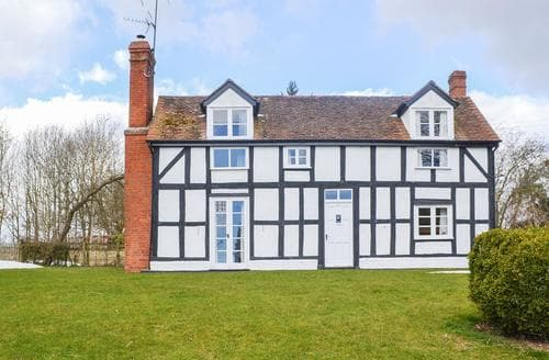 Last Minute Cottages - Charming Ledbury Cottage S45974