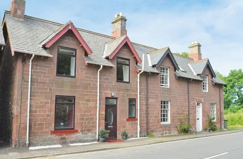 Last Minute Cottages - Charming Edinburgh Cottage S23466