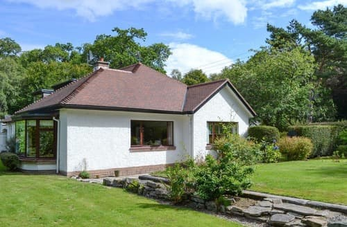 Last Minute Cottages - Tasteful Inverness Cottage S121408