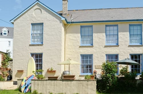Last Minute Cottages - Excellent Woolacombe Apartment S19241