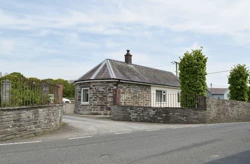Last Minute Cottages - Pencraig Lodge