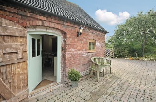 Last Minute Cottages - Splendid Stafford Cottage S16051