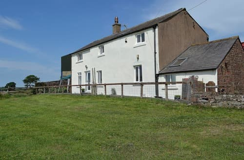 Last Minute Cottages - Gorgeous St Bees Cottage S104922