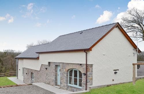 Big Cottages - Attractive New Quay Cottage S49641