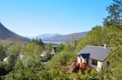 Last Minute Cottages - Excellent Glencoe Cottage S60376