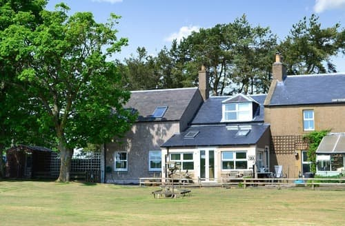 Last Minute Cottages - Delightful Kelso Apartment S96735