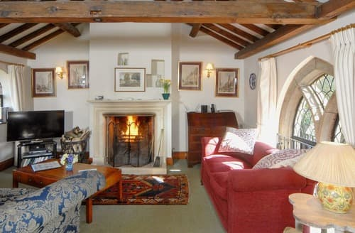 Dog Friendly Cottages - The Old Chapel