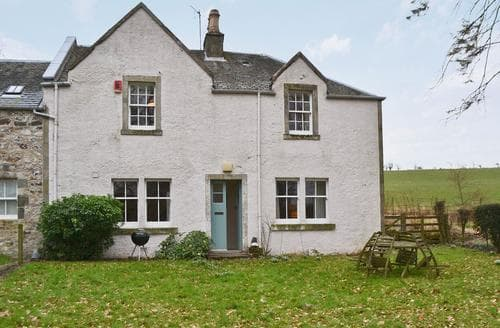 Last Minute Cottages - Captivating St Andrews Cottage S23302