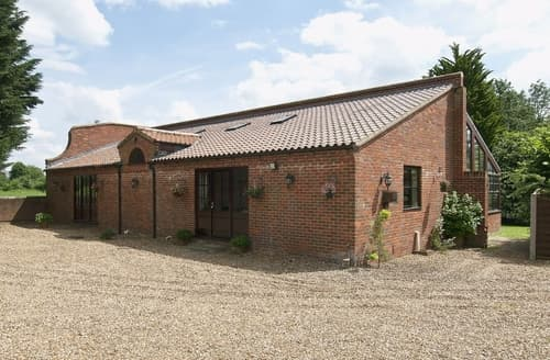 Last Minute Cottages - St Andrew'S Barn