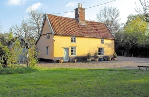 Last Minute Cottages - Charming Halesworth Cottage S17914