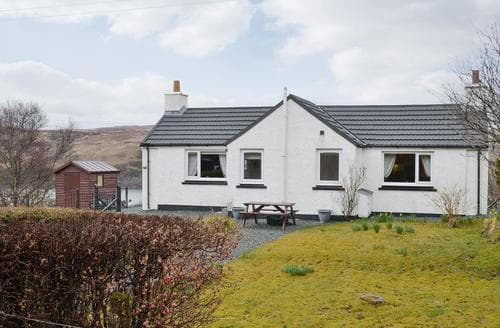 Big Cottages - Excellent Sligachan Cottage S98145