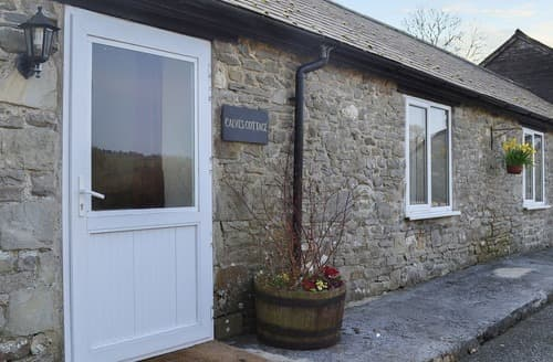 Last Minute Cottages - Cosy New Quay Cottage S78527