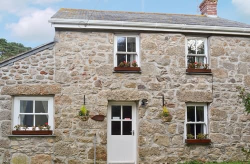 Last Minute Cottages - Beautiful St Just Cottage S21362