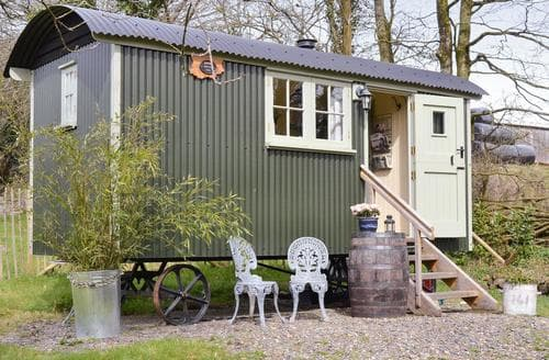 Last Minute Cottages - Farmer Oaks Hut