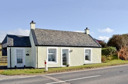 Last Minute Cottages - Quaint Campbeltown Cottage S50192