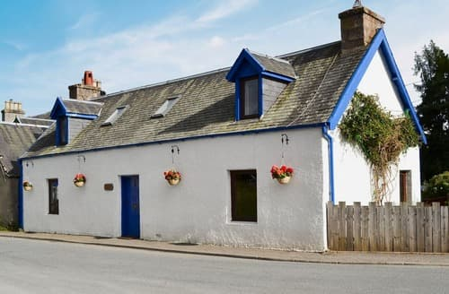 Last Minute Cottages - Quaint Aviemore Cottage S84199