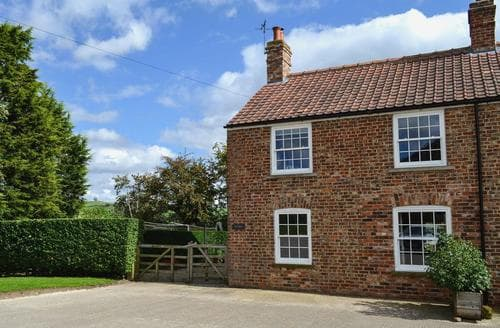 Last Minute Cottages - Cosy Helmsley Cottage S70333