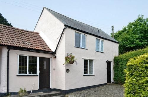 Last Minute Cottages - Delightful Minehead Cottage S20165