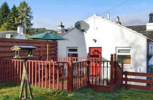 Last Minute Cottages - Inviting Drumnadrochit Cottage S88730