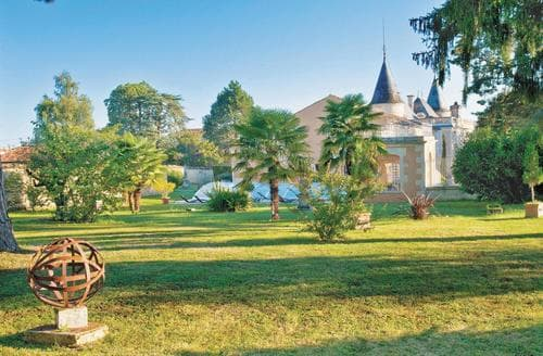 Last Minute Cottages - Chateau Du Treuil